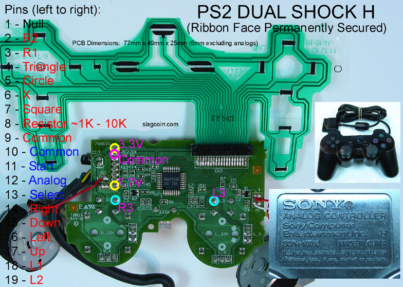 ps2_diagram3 sa how does a sega genesis controller work? sega genesis controller wiring diagram at bayanpartner.co