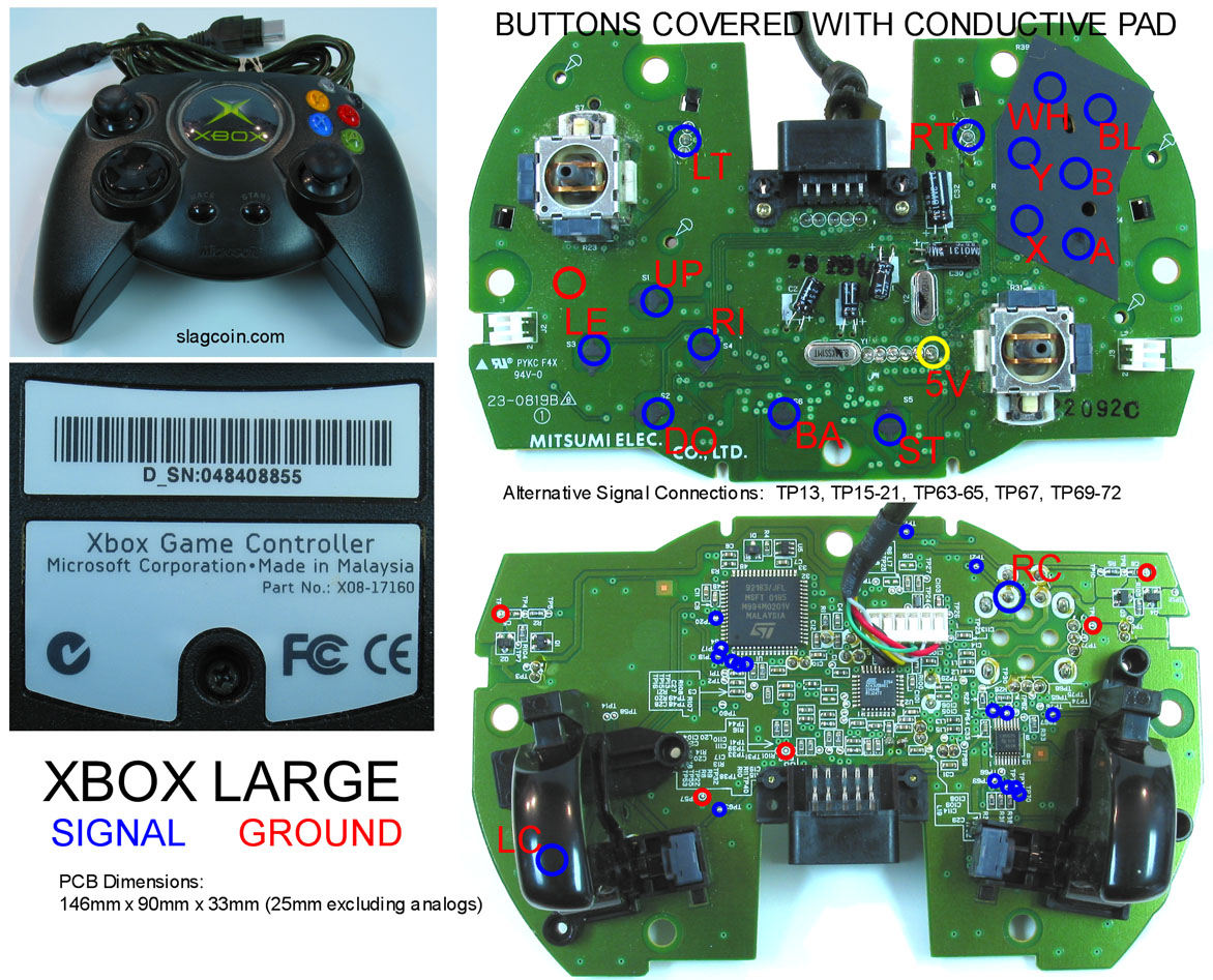 xbox_diagram2 hack large xbox controler coinops xbox project original xbox wiring diagram at readyjetset.co