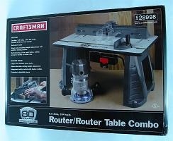 Sears Router Table Combo Design Ideas
