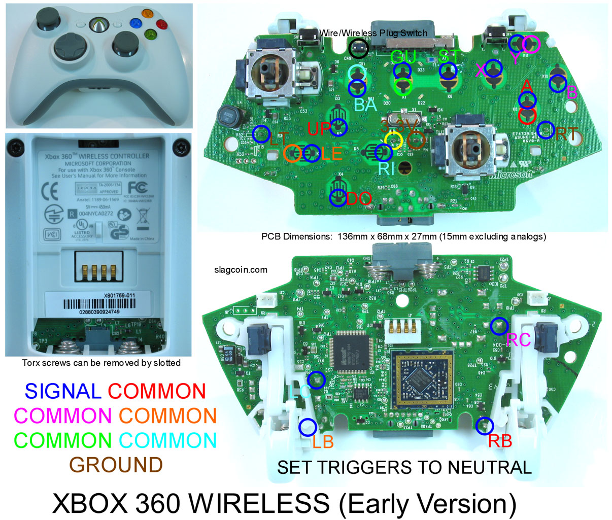 360_diagram5 Xbox Wired Controller Wiring Diagram on port circle,